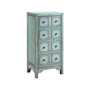 Evelyn 4-Drawer Chest