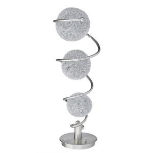 Lenci Metal Table Lamp by Homelegance