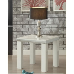 Rohme End Table by Homelegance