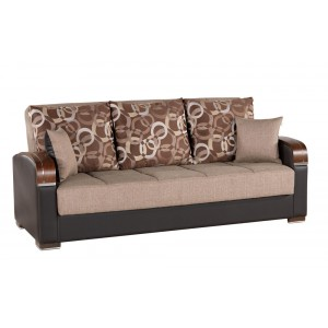 Mobimax Sofa, Brown by Casamode
