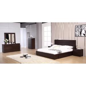 Loft Bedroom Set by Beverly Hills Furniture