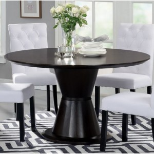Orbit Dining Table by Beverly Hills Furnitue