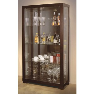 C1 China Cabinet by Beverly Hills Furniture