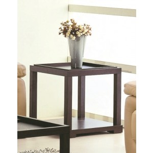 Parson End Table by Beverly Hills Furnitue