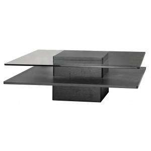 Revere Square Coffee Table by Beverly Hills Furnitue