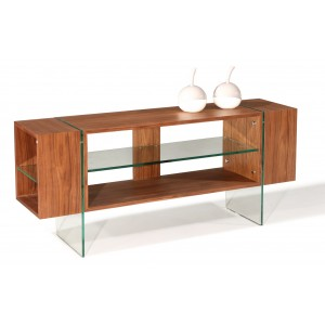 Stilt TV Stand by Beverly Hills Furniture