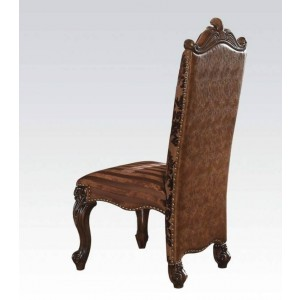 Versailles PU/Fabric Dining Chair by ACME