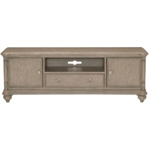 Grayling Downs Wood TV Stand