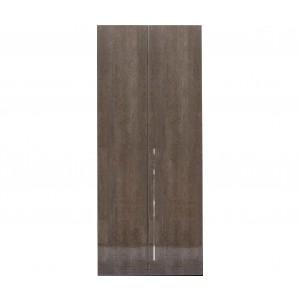Platinum 2-Door Wardrobe