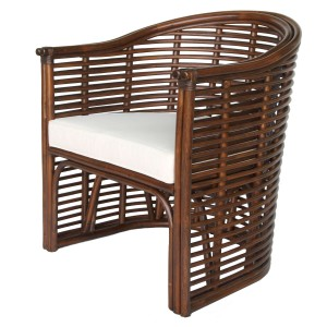 Knox Rattan Tub Chair
