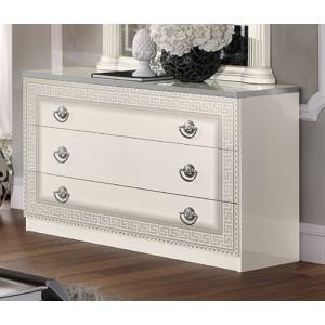 Aida Wood Veneer Single Dresser