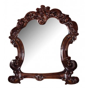 Vendome Wood Mirror