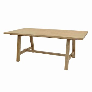 """Bedford 79"""" Rectangular Dining Table w/A Base"""