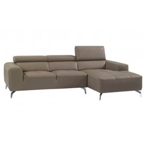 A978B Italian Leather Sectional