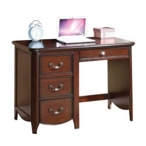 Cecilie Wood Working Desk