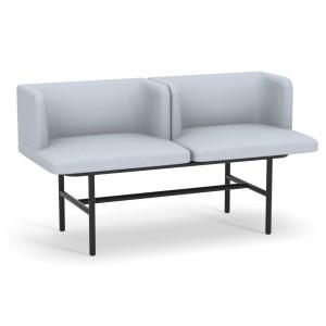 Agora 2-Seater Bench Seating