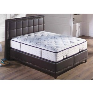 "Ametist 12"" Cloud Firm Infused Mattress"