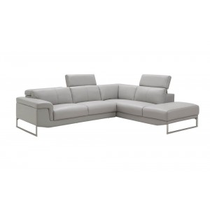 Athena Leather Sectional