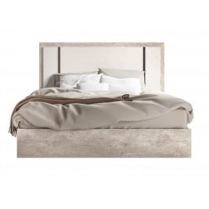 Traviso Wood Veneer Platform Bed