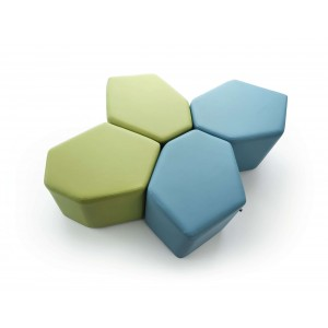 Bazalto Office Pouf