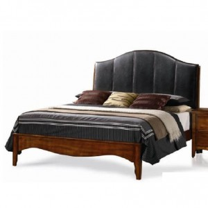 Auckland Queen Size Bed by New Spec