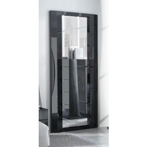 Marbella Wood Veneer Standing Mirror