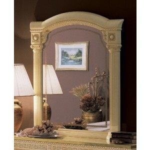 Aida Wood Veneer Mirror