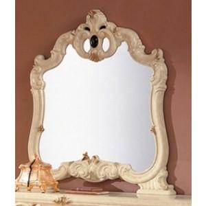 Barocco Wood Mirror