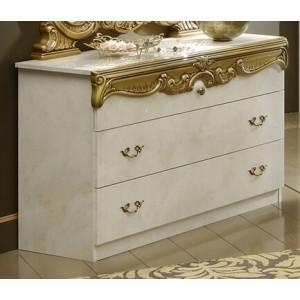 Barocco Wood Single Dresser