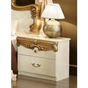 Barocco Wood Nightstand