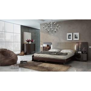Barcelona Wood Platform Bedroom Set