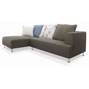 Blossom Sectional w/Pillow, Left Arm Chaise Facing by New Spec Furniture