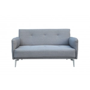Cape Town, Loveseat, Grey by New Spec Furniture