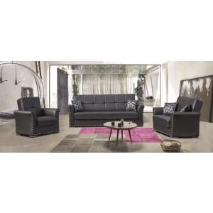 Diva PU Living Room Set