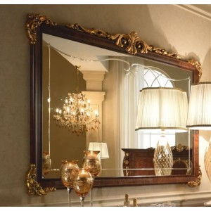 Donatello Wood Vanity Mirror