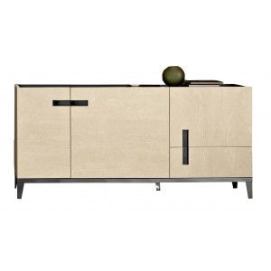 Ambra Buffet w/3 Doors + Drawer by Camelgroup, Italy