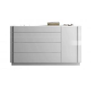 Amora Premium Wood Veneer Dresser