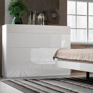Cordoba Wood Veneer Single Dresser