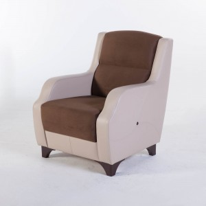 Costa Armchair Best Brown by Sunset (Istikbal) Furniture