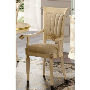 Aida Dining Arm Chair by Camelgroup, Italy