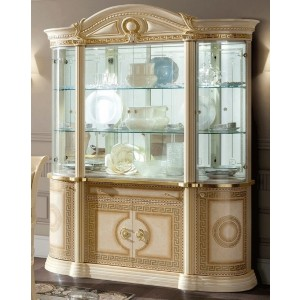 Aida China Cabinet w/4 Doors by Camelgroup, Italy
