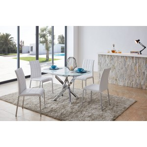 2303 Modern Dining Room Set by ESF Furniture