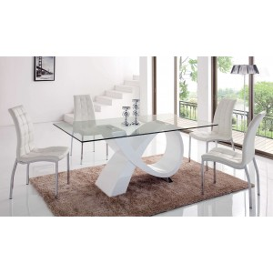 989 Modern Dining Room Set by ESF Furniture