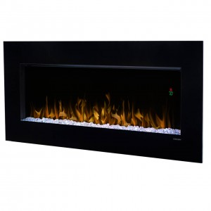 Nicole Wall-mount Electric Fireplace