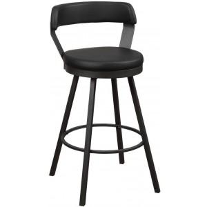 Appert Industrial Swivel Pub Height Chair