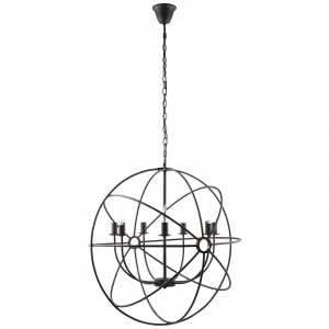 Atom Chandelier by Modway Furniture