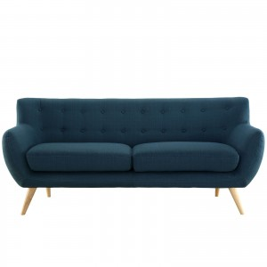 Remark Sofa, Azure by Modway Furniture