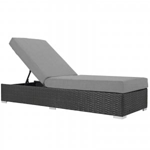 Sojourn Outdoor Patio Sunbrella Chaise Lounge