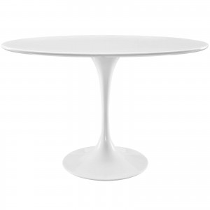 "Lippa 48"" Oval Wood Top Dining Table"