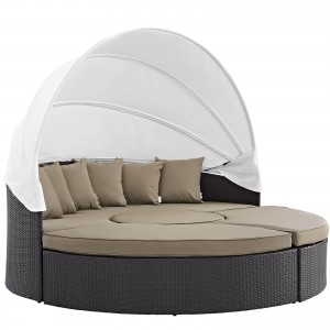 Convene Canopy Outdoor Patio Daybed